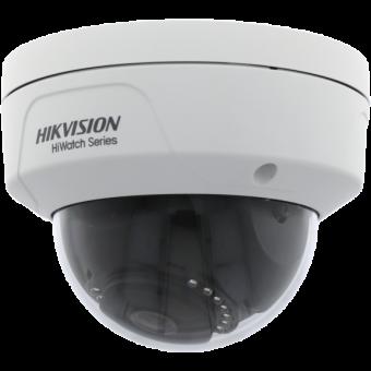 Cámara Minidomo IP de 2 Megapíxeles y Óptica Fija - Hikvision